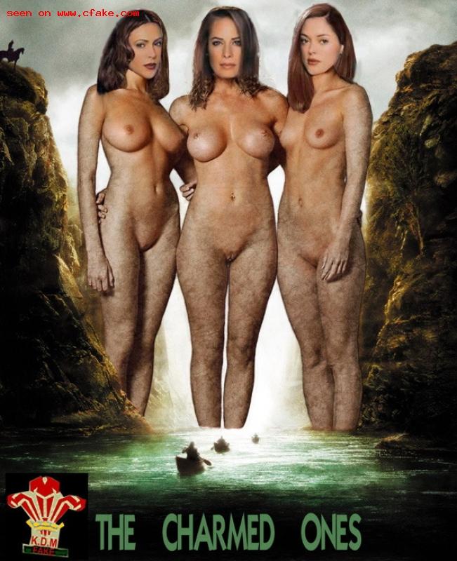 Guys Of Charmed Naked
