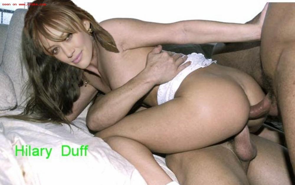 Hilary duff nip slip porn