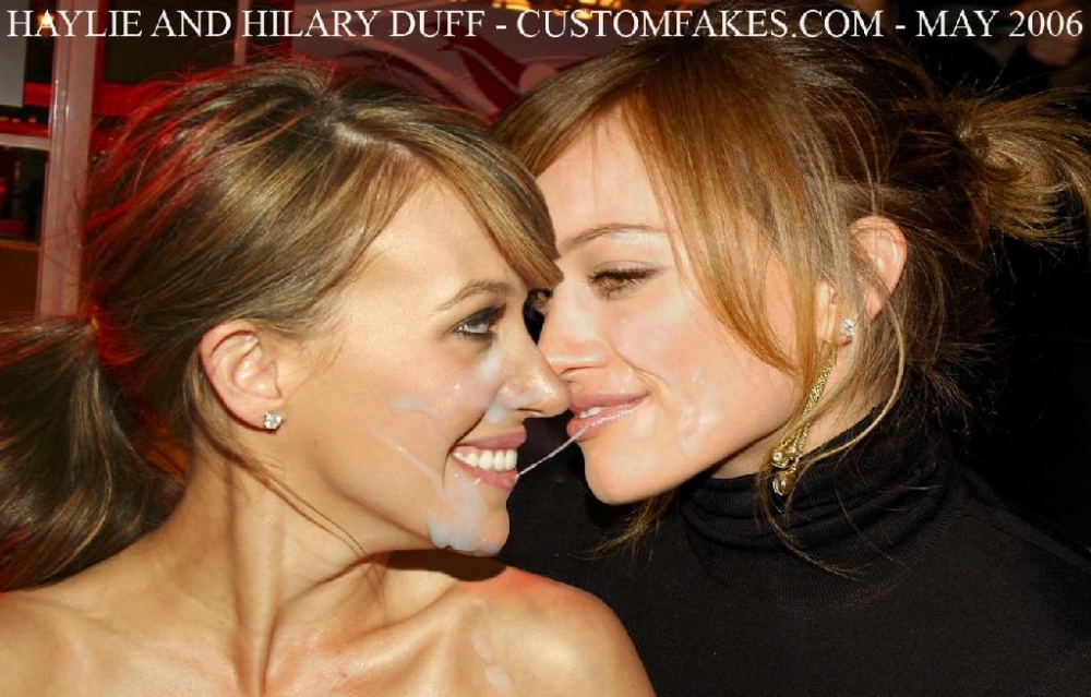 Lesbian Celeb Cum Swapping images
