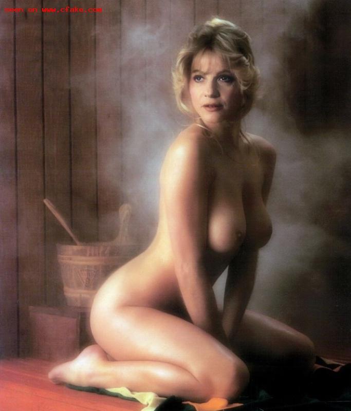 Bonnie Franklin Nude