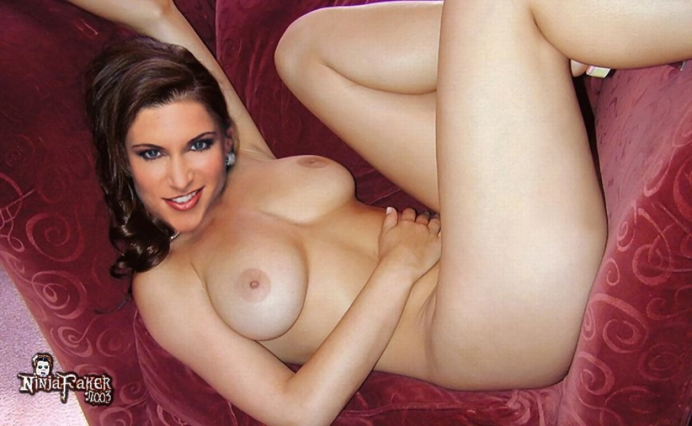 Nude photos and home images of stephanie mcmahon