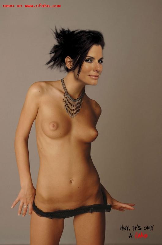 Sandra Bullock Nude Photos Naked Sex Pics