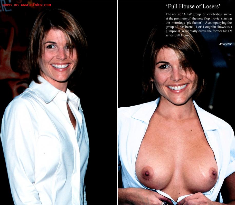 Lori Loughlin Summerland Summerland Beautiful Celebrity Sexy Nude Scene