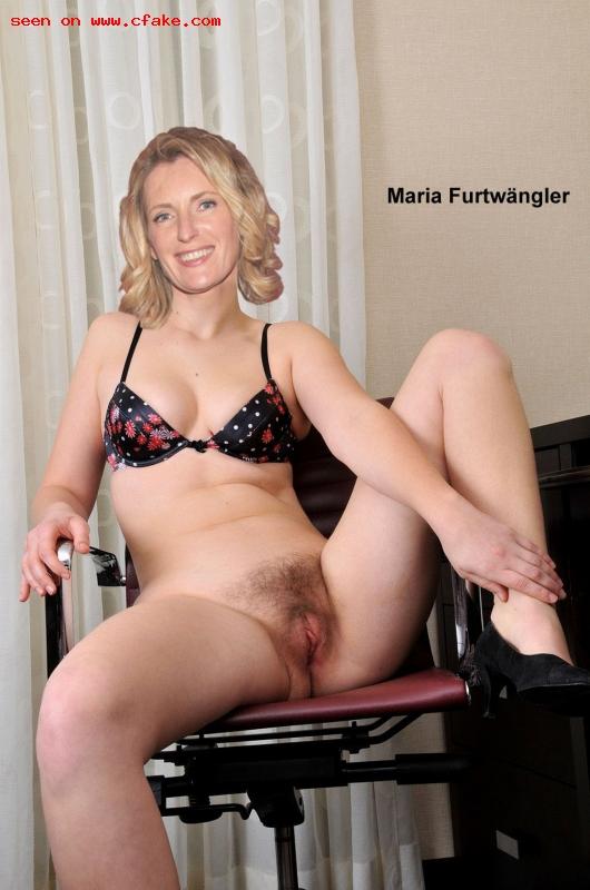 Furtwängler nackt maria maria furtwängler