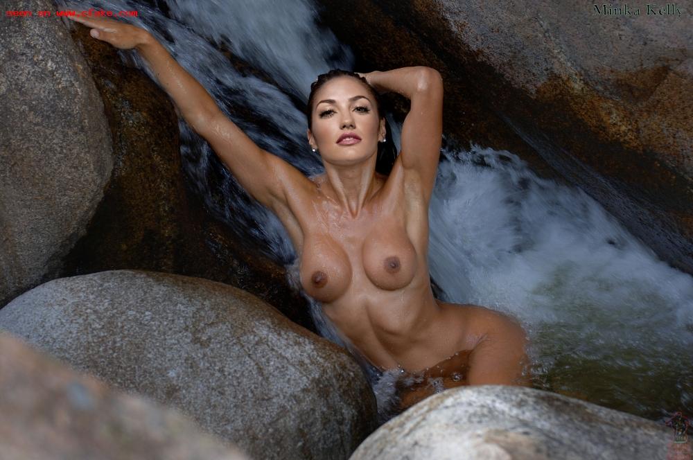 Minka Kelly Nude American actress Sex
