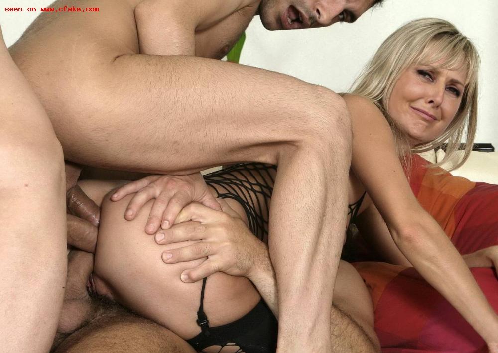 Carol Vorderman Triple Anal Sex images