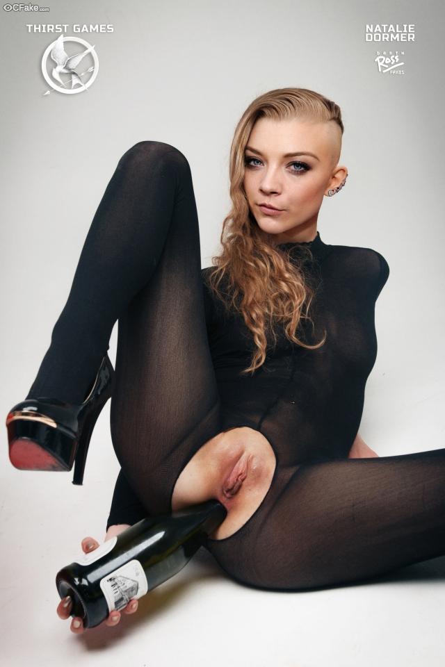 Natalie Dormer Celeb Undercut xxx images