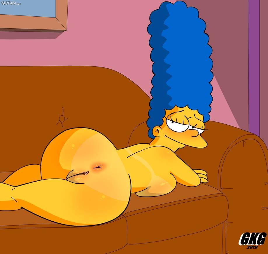 Marge Simpson Having Sex Kadden Kross Estonoesyugoslavia