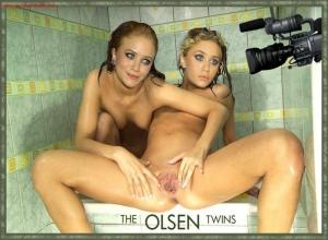 Mary kate and ashley olsen naked