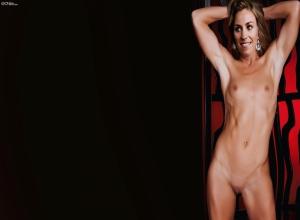 Kerber nackt fake angelique Angelique Kerber