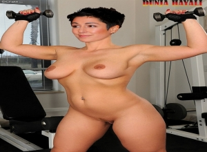 Valerie Stroh  nackt
