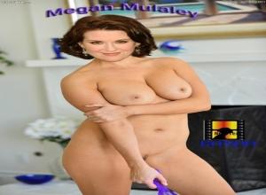 Nude Megan Mullally Porn