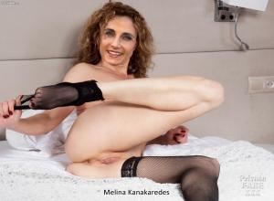 Melina kanakaredes fake nudes