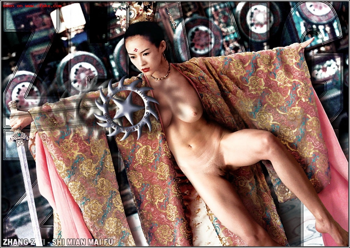 Zhang ziyi nude scene photo