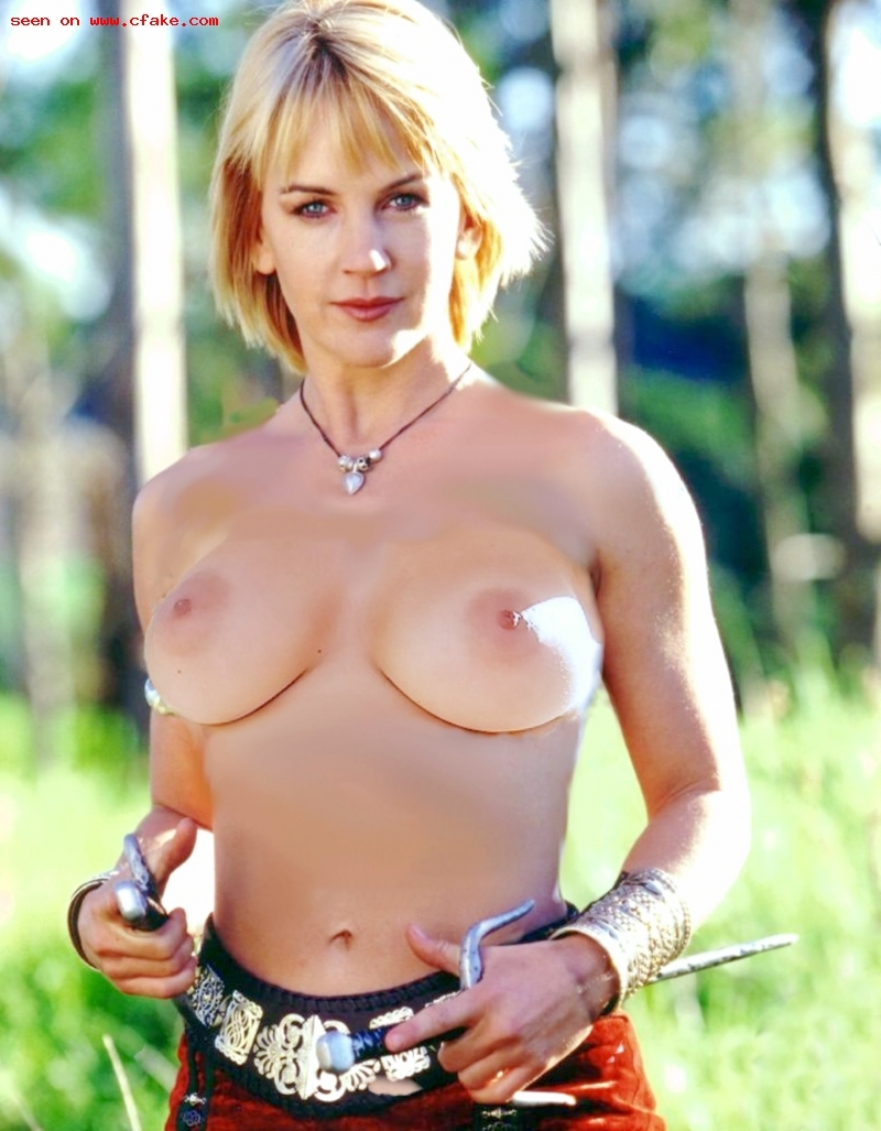 Renee o'connor naked pics