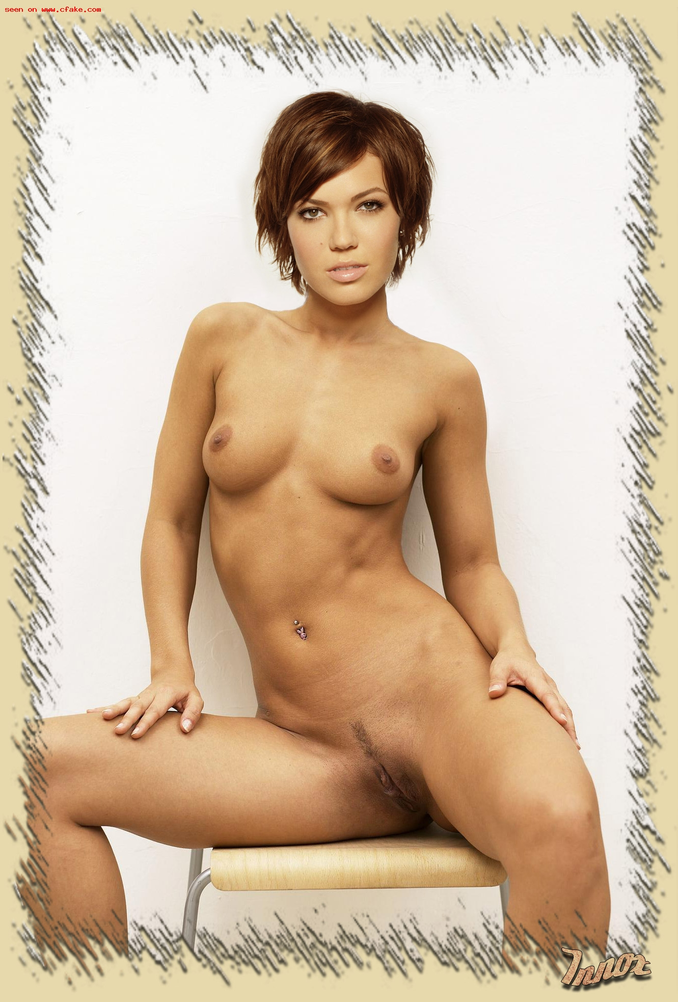 Naked mandy moore nude fakes