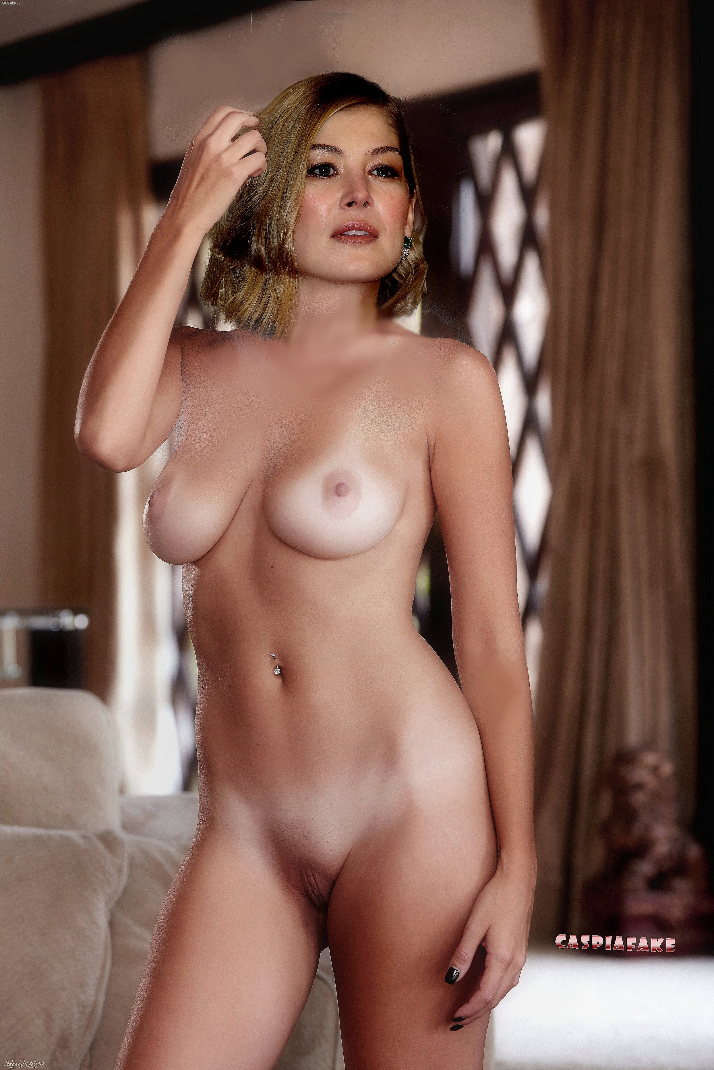 Free Preview Of Rosamund Pike Naked In Return To Sender